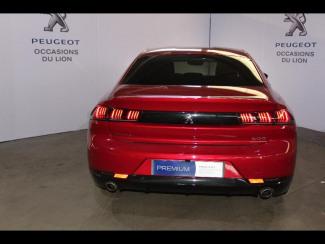 PEUGEOT 508 PureTech 225ch SS GT EAT8
