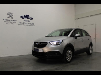OPEL Crossland X 12 Turbo 110ch Edition BVA