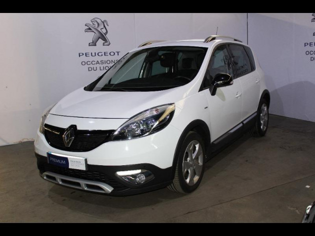 RENAULT Scenic XMOD 16 dCi 130ch energy Bose eco
