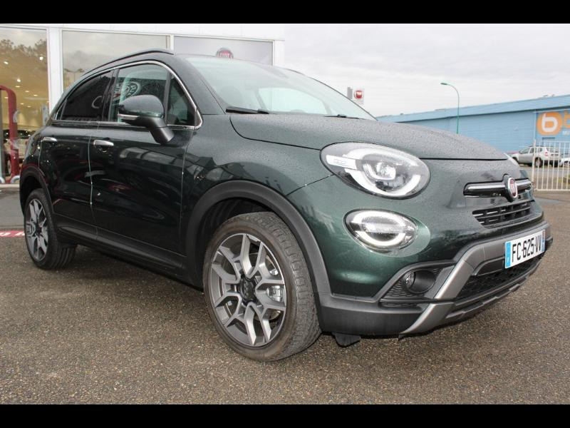 voiture occasion fiat 500x 10 firefly turbo t3 120ch cross. Black Bedroom Furniture Sets. Home Design Ideas