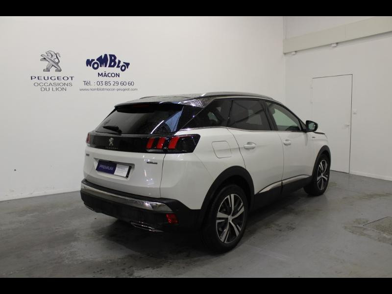voiture occasion peugeot 3008 15 bluehdi 130ch gt line ss. Black Bedroom Furniture Sets. Home Design Ideas